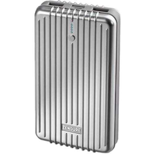 ZENDURE 16,750mAh A5 Portable Charger (Silver)