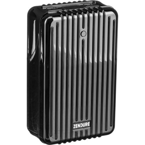 ZENDURE 27,000mAh SuperTank USB Type-C Power Delivery Portable Charger (Black)