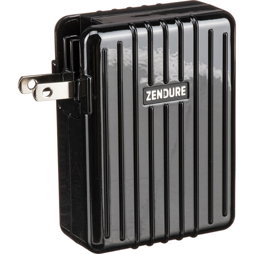 ZENDURE A-Series 45W 4-Port USB Type-C Power Delivery Wall Charger (Black)
