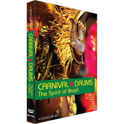 Zero-G Carnival Drums - Sample Library (Electronic Download)