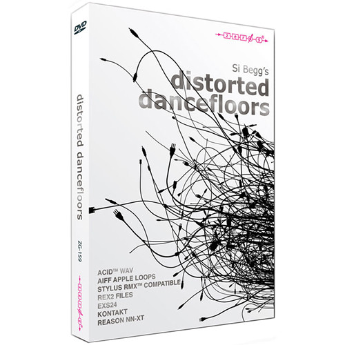 Zero-G Distorted Dancefloors - Sample Library (Electronic Download)