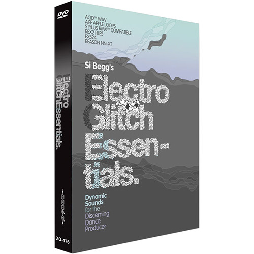 Zero-G Electro Glitch Essentials - Sample Library (Electronic Download)