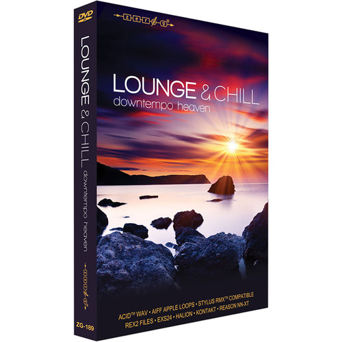 Zero-G Lounge & Chill - Sample Library (Electronic Download)