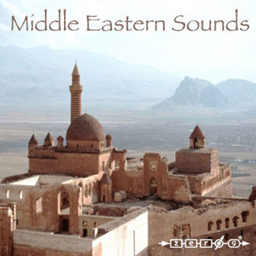 Zero-G Middle Eastern Sounds Sample Library (Electronic Download)