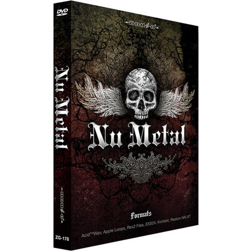 Zero-G Nu Metal Sample Library (Electronic Download)