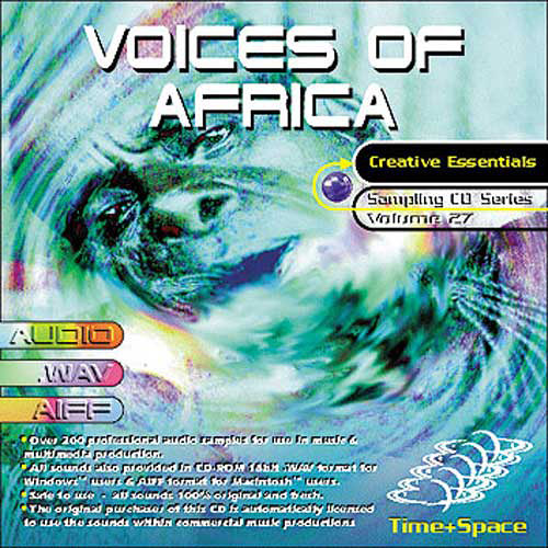Zero-G Voices of Africa Sample Library (Electronic Download)