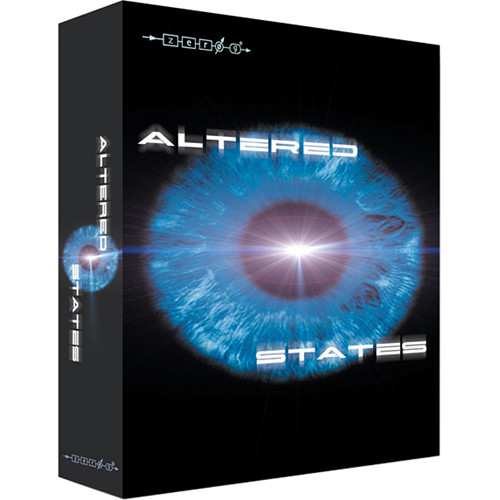 Zero-G Altered States Sample Library (Electronic Download)