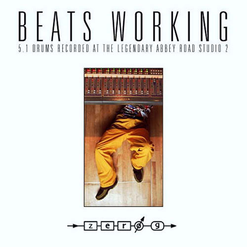 Zero-G Beats Working Sample Library (Electronic Download)