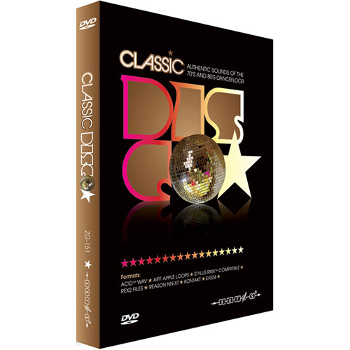 Zero-G Classic Disco Sample Library (Electronic Download)