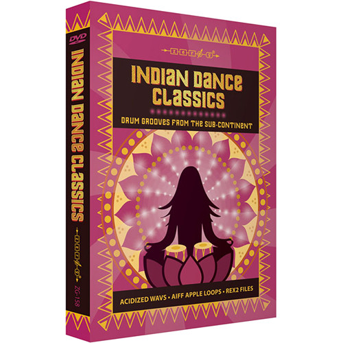 Zero-G Indian Dance Classics Sample Library (Electronic Download)
