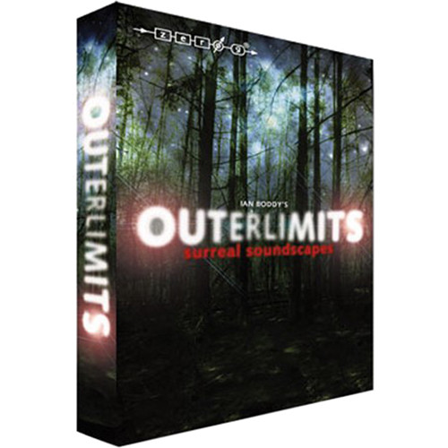 Zero-G Outer Limits - Sample Library (Electronic Download)