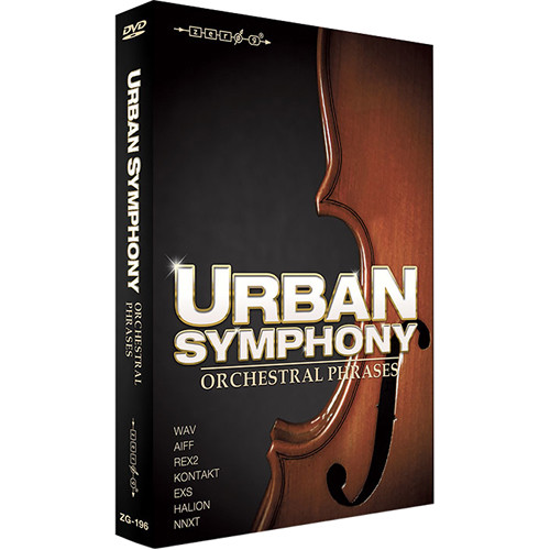 Zero-G Urban Symphony - Sample Library (Electronic Download)