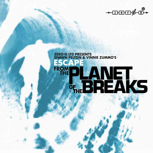 Zero-G Escape from the Planet of the Breaks - Sample Library (Electronic Download)