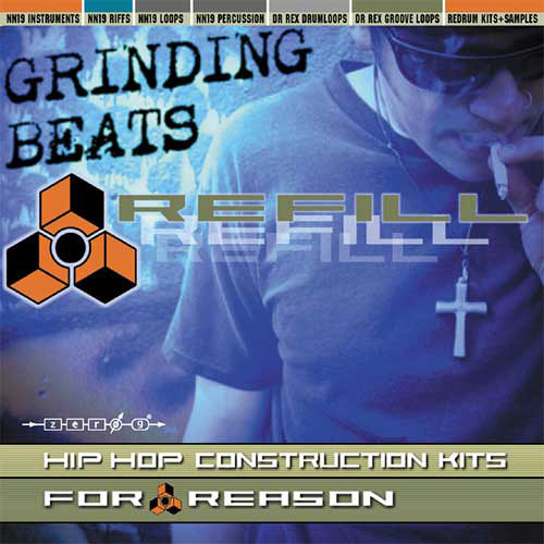 Zero-G Grinding Beats Sample Library (Electronic Download)