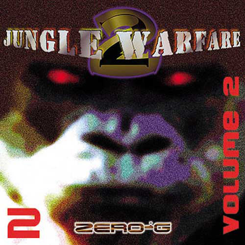 Zero-G Jungle Warfare Volume 2 - Sample Library (Electronic Download)