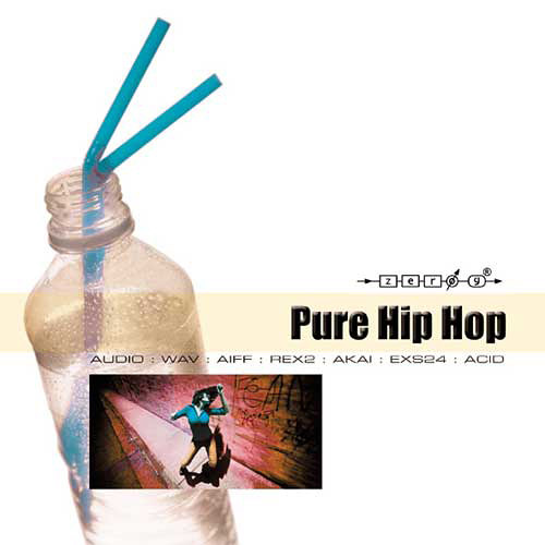 Zero-G Pure Hip Hop - Sample Library (Electronic Download)