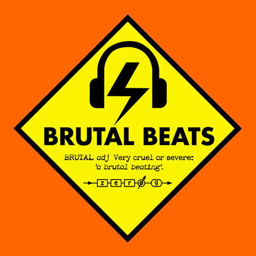 Zero-G Brutal Beats - Sample Library (Electronic Download)