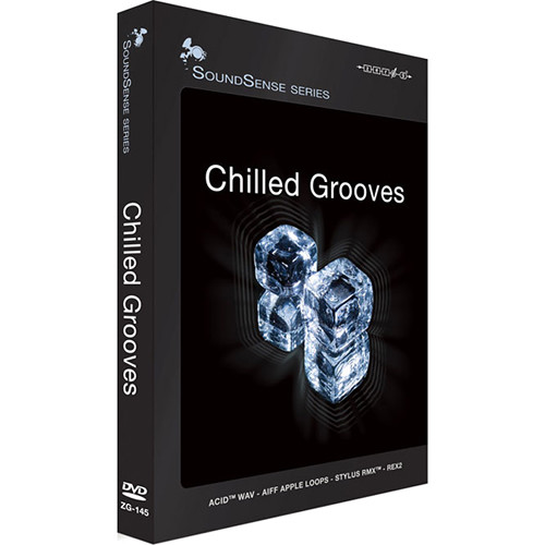 Zero-G Chilled Grooves - Sample Library (Electronic Download)