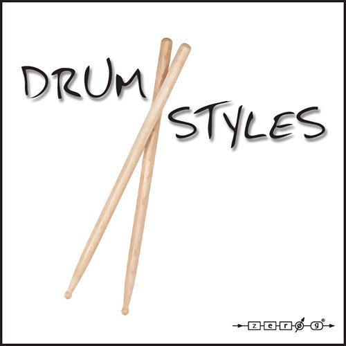 Zero-G Drum Styles - Sample Library (Electronic Download)