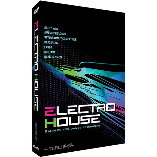 Zero-G Electro House - Sample Library (Electronic Download)