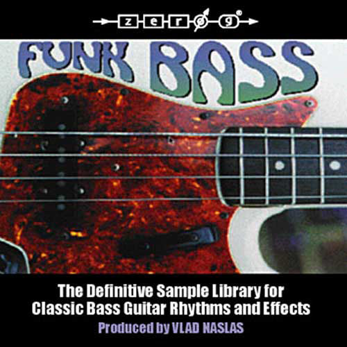 Zero-G Funk Bass - Sample Library (Electronic Download)