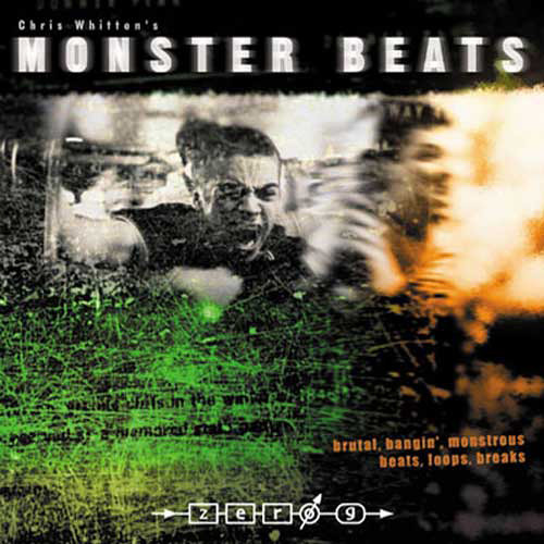 Zero-G Monster Beats - Sample Library (Electronic Download)