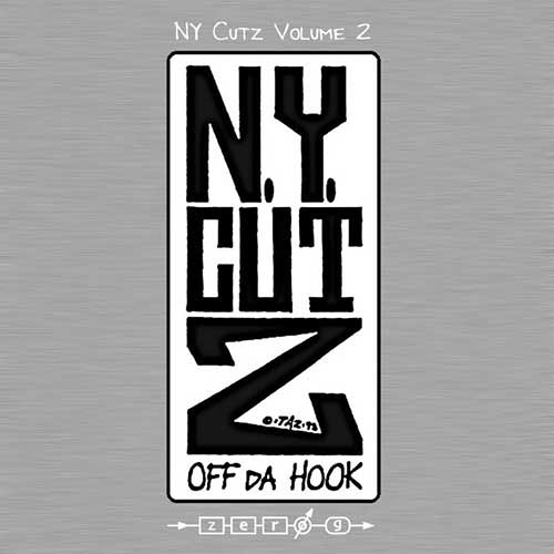 Zero-G NY Cutz 2: Off Da Hook - Sample Library (Electronic Download)