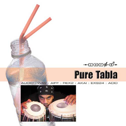 Zero-G Pure Tabla - Sample Library (Electronic Download)
