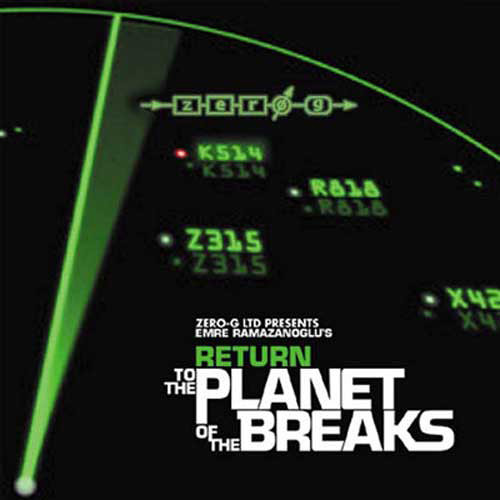 Zero-G Return to the Planet of the Breaks - Sample Library (Electronic Download)