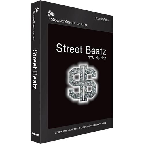 Zero-G Street Beatz - Sample Library (Electronic Download)