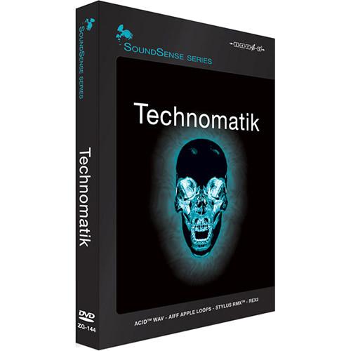 Zero-G Technomatik - Sample Library (Electronic Download)