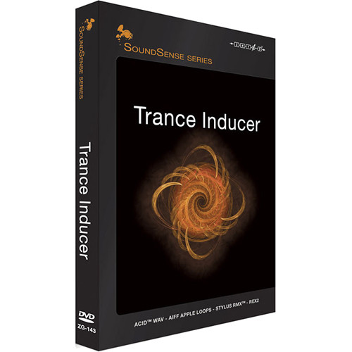 Zero-G Trance Inducer - Sample Library (Electronic Download)