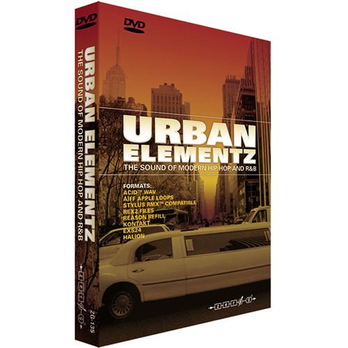 Zero-G Urban Elementz - Sample Library (Electronic Download)