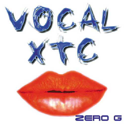 Zero-G Vocal XTC - Sample Library (Electronic Download)