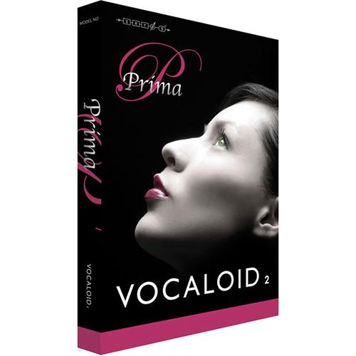 Zero-G VOCALOID2 Prima - Singing Voice Synthesizer Plug-In (Download)