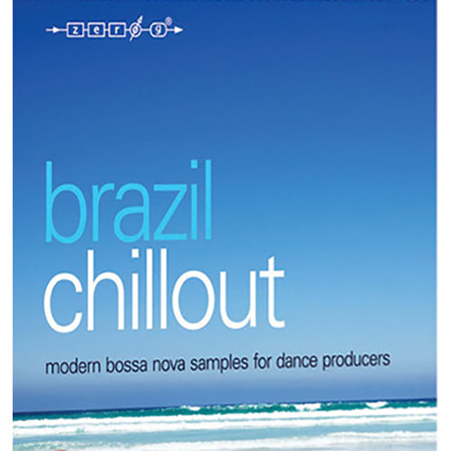 Zero-G Brazil Chillout - Sample Library (Electronic Download)