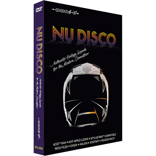Zero-G Nu Disco - Sample Library (Electronic Download)