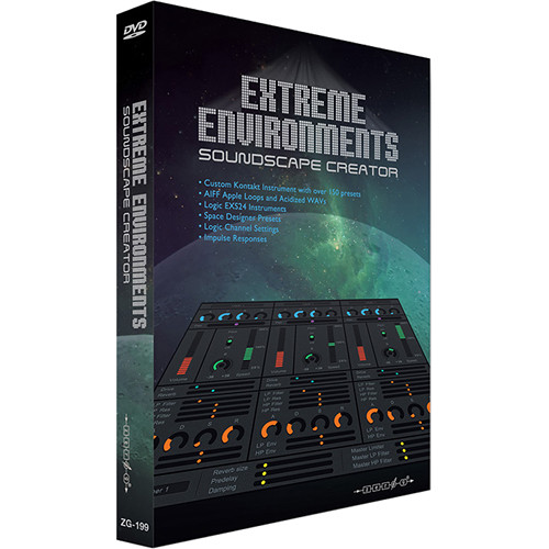 Zero-G Extreme Environments - Sample Library (Electronic Download)