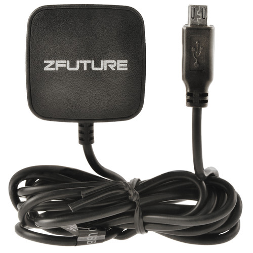 Zfuture 1A One-Piece micro-USB Wall Charger