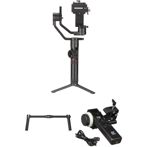 Zhiyun-Tech Crane-2 Gimbal Stabilizer Kit with Dual Handle and Remote Control