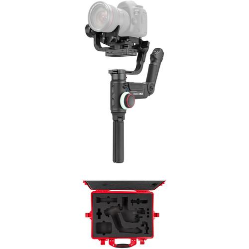 Zhiyun-Tech CRANE 3 LAB Handheld Stabilizer & Hard Carrying Case Kit