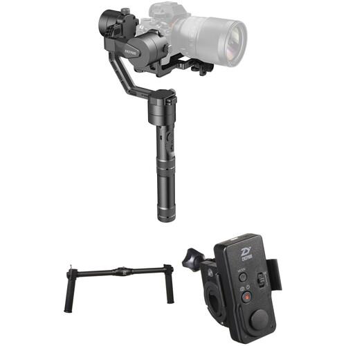 Zhiyun-Tech Crane v2 Stabilizer with Dual Handle & Bluetooth Remote