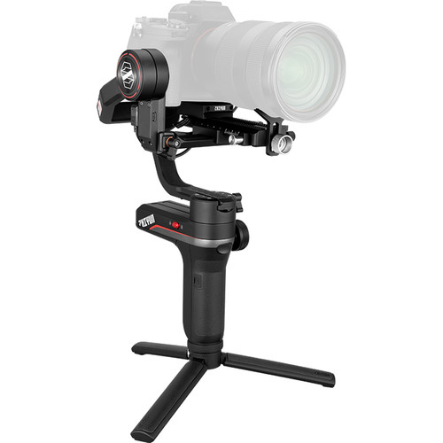 Zhiyun - WEEBILL-S Compact 3-Axis Handheld Gimbal Stabilizer for Select Mirrorless and DSLR Cameras