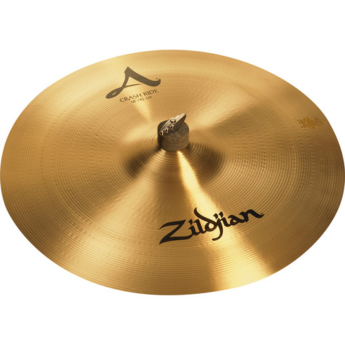 "Zildjian 18"" A Zildjian Crash Ride Cymbal"