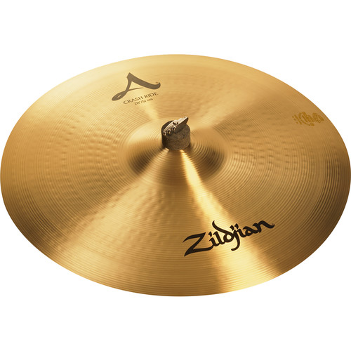 "Zildjian 20"" A Zildjian Crash Ride Cymbal"