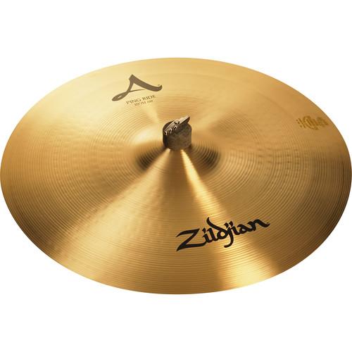 """Zildjian 20"""" A Zildjian Ping Ride Cymbal"""
