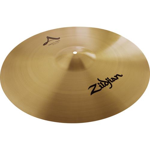 """Zildjian 21"""" A Zildjan Sweet Ride Cymbal"""