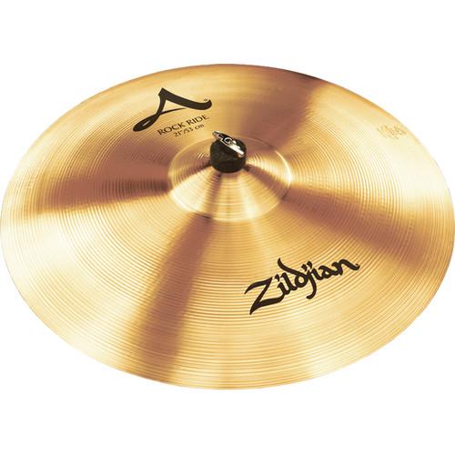 """Zildjian 21"""" A Zildjian Rock Ride Cymbal"""