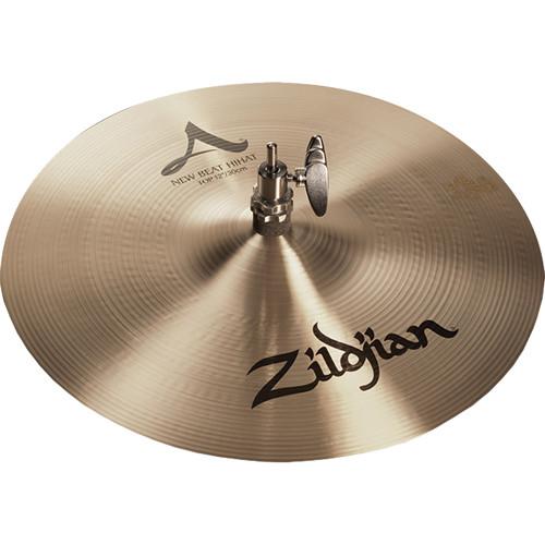 """Zildjian 12"""" A Zildjian New Beat Hi-Hat Cymbal (Top)"""