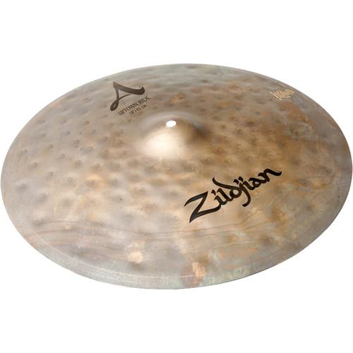 """Zildjian 18"""" A Zildjian Uptown Ride Cymbal"""
